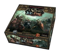 Jeu A Song of Ice and Fire - Kickstarter A Song of Ice and Fire - KS CMON