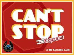 Can't Stop Express - Boite