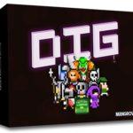 DIG (reprint) et extension DIG: Dragon! – par Mangrove Games – livraison 12/2018