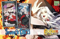Jeu Exceed - Seventh Cross - Kickstarter Exceed Level 99