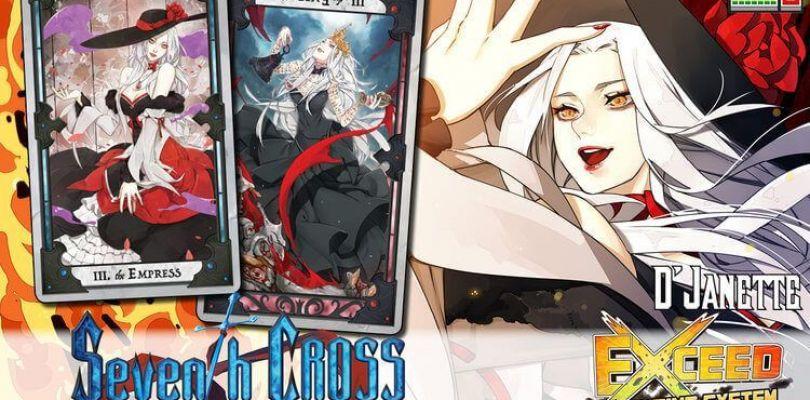 Jeu Exceed - Seventh Cross - Kickstarter Exceed Level 99