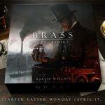 Brass : Lancashire & Birmingham – par Roxley