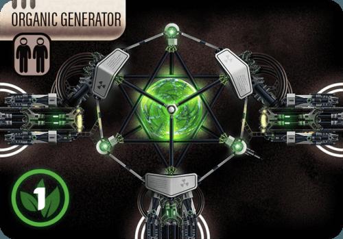Farlight - Organic Generator