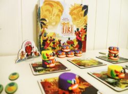 Jeu Tiki - Oz Editions