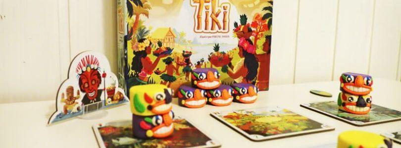 Jeu Tiki - Oz Editions