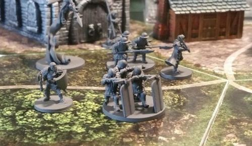 Joan of Arc - Mythic Battle - Figs