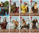 Jeu Raiders of the North Sea - Extensions - Kickstarter Pillards de la mer du Nord - KS Garphill-PixieGames