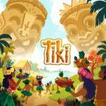 Jeu Tiki de Nicolas Sato - Kickstarter Tiki par Ôz Editions - KS Tiki-Oz