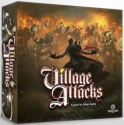 Jeu Village Attacks - Kickstarter Village Attacks de Grimlord Games - KS