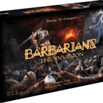 Jeu Barbarians the Invasion - Kickstarter Barbarians The Invasion - KS Tabula Games