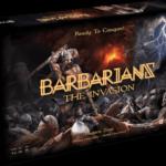 Barbarian : The Invasion 2de édition par Tabula Games – Livraison juin 2020