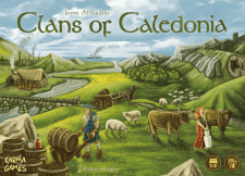 Clans of Caledonia - Boite