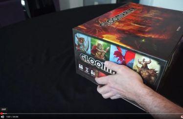 Gloomhaven - Open the Box
