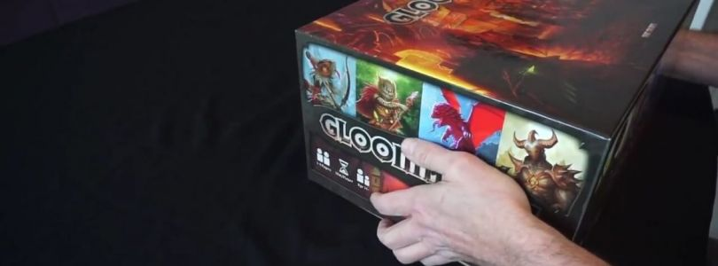 Gloomhaven - Open the Box