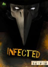 Jeu Infected - Kickstarter Infected - KS par Black Forest Studio