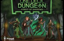 One Deck Dungeon - Forest of Shadows