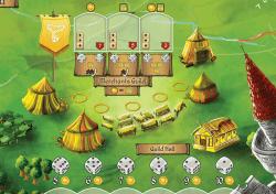 Rise to Nobility - Plateau (détail) - Merchant's Guild