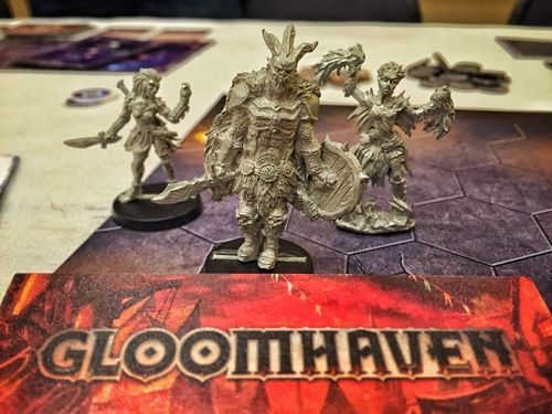 Gloomhaven - Figurines