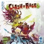 Jeu Clash of Rage - Kickstarter Clash of Rage - KS La boîte de jeu
