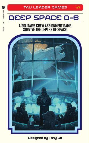 Jeu Deep Space D-6 - Kickstarter Deep Space D-6 - KS Tau Leader Games