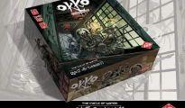 Jeu Okko Chronicle - Kickstarter Okko's Chronicles - KS The Red Joker