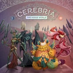 Jeu Cerebria: The Inside World - Kickstarter Cerebria - KS Mindclash Games