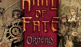 Jeu Hand of Fate: Ordeals - Kickstarter Hand of Fate: Ordeals - KS Rule & Make