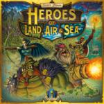Heroes of Land, Air & Sea – Reprint + Ext. Pestilence