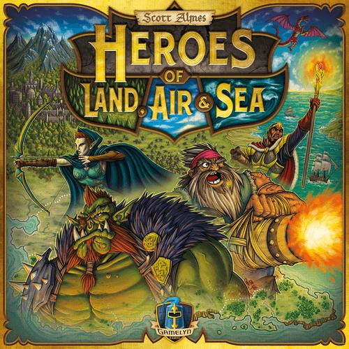 Land Of Heroes