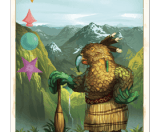 Jeu Moa de Martin Wallace - Kickstarter Moa - KS APE Games