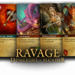 Ravage Dungeons of Plunder - Cover