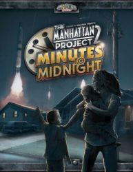 Jeu Manhattan Project 2 - Kickstarter Minutes to Midnight - KS Minion Games