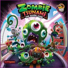 Jeu Zombie Tsunami - Kickstarter Zombie Tsunami - KS Lucky Duck Games