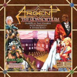 Jeu Argent The Consortium - Kickstarter Argent: the Consortium - KS Level 99