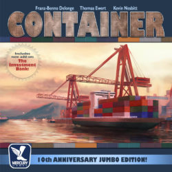 Container Jumbo Edition - Anniversaire
