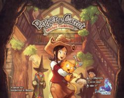 Pepper and Carrot - The Witches Cauldron