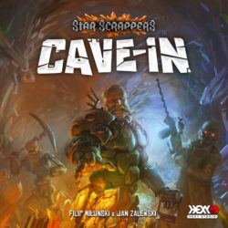 Star Scrappers Cave-in