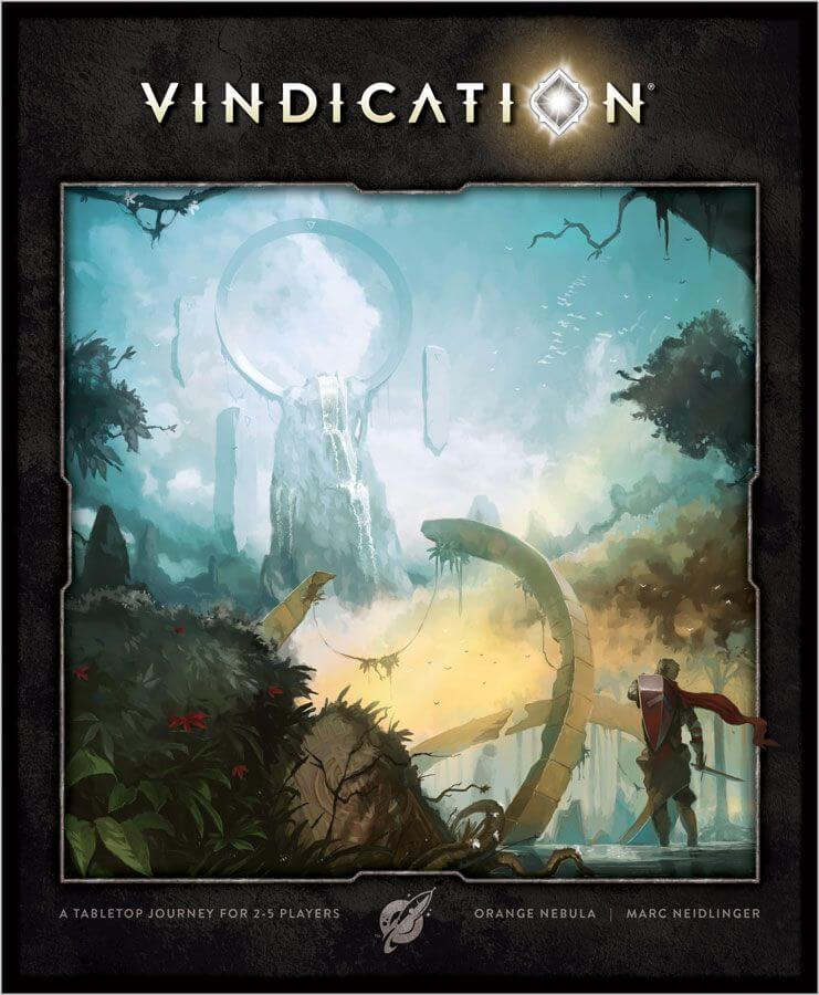 Jeu Vindication par Orange Nebula (Epoch the Awakening)