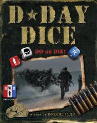 Jeu D-Day Dice - Kickstarter D-Day Dice Seconde édition - KS français par Nuts Publishing