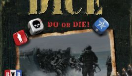 Jeu D-Day Dice - Kickstarter D-Day Dice Seconde édition - KS français par Nuts Publishing