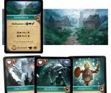 Jeu Enchanters (Zaklinacze) - Kickstarter Enchanters - KS Gindie-Ludibooster