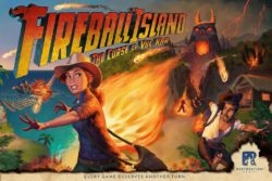 Fireball Island-Ile Infernale - Illustration boîte