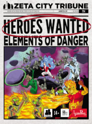 Heroes Wanted-Elements of Danger