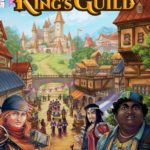 Jeu King's Guild - Kickstarter King's Guild - KS Mirror Box Games