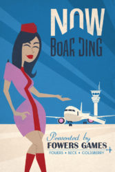 Jeu Now Boarding - Kickstarter Now Boarding - KS Tim Fowers