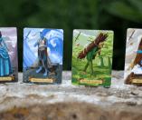 Jeu Radiant - Kickstarter Radiant - KS Tin Shoe Games