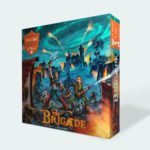 Jeu The Brigade - Kickstarter The Brigade - KS Red Genie Games