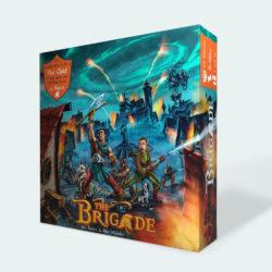Jeu The Brigade - Kickstarter The Brigade - KS Red Genie Games