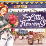 The Little Flower Shop – par Steve Finn