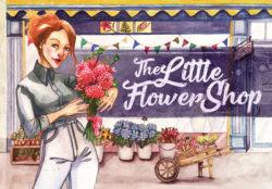 The Little Flower Shop - Steve Finn